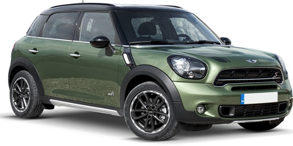 MINI COUNTRYMAN  2.0 TDI AUTOM.