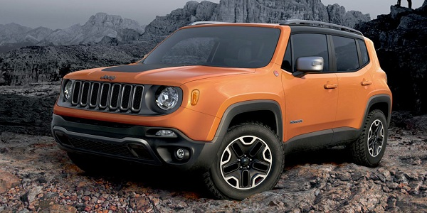 JEEP RENEGADE MY17 1.6 MJET 105CV BUSINESS